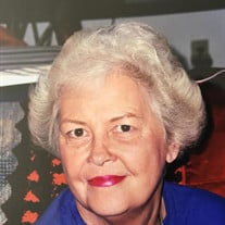 Mrs. Alice Marie Mayfield Roberts