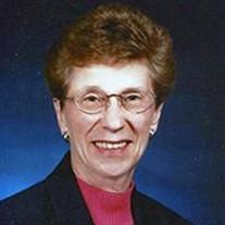 Rebecca Ann '(Becky)' McKenzie
