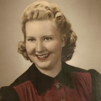 Mary Elizabeth Evans Horsthemke