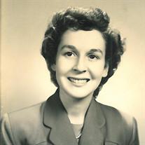 Mrs. Marguerite Hovis Hill