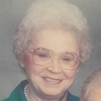 Mildred Irene Braden Satterfield