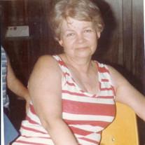 Elsie Irene Lundberg