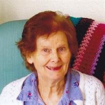 Jean Allison Sjoberg