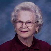 Anna Janisse Warren