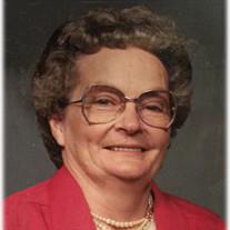Mavis B. Broussard