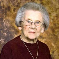 Salome M. Streacker