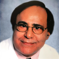 Mansour Saberi, M.D., Master of American College of Physicians