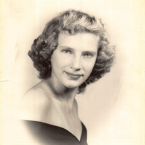 "Mrs. Joan Claire  ""Joanne"" Northcutt"