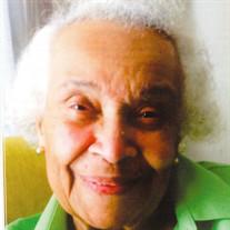 Mrs. Marion LeBlanc Francois