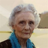 Mrs. Annie Laurie Bell Atkinson