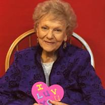 Shirley Ann (Petersen) Darling