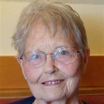 Mrs. Doris Creel Mack
