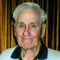 Harold Paul Parker