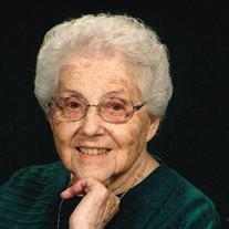 "Patricia ""Pat"" Anne Cook"