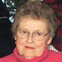 Sarah Jane Hatten