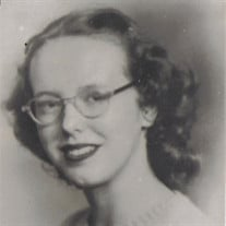 Dorothy Jean Seager