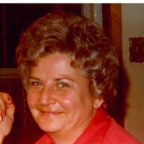Mrs. Betty Lou Keck McPherson