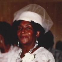Mrs. Zetta Mae  Nevills