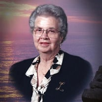 Lucille McKnight Irwin