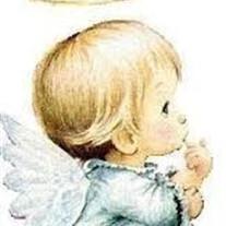Infant Christopher Daniel Parker Jr.