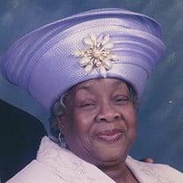 "Mrs. Eliza ""Mama Sis"" Marie Robinson Johnson"