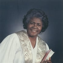Pastor Emeritus Ellean Wiggins