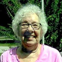 Elinor Sue McCallister Obituary