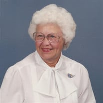 Mrs. Edna Kathryn King McInvale