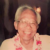 Celedonio Bringas Campos Sr.