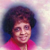 Mrs. Yvonne Canada Davis