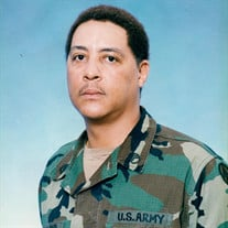 SFC (Ret) Michael Angelo Strickland