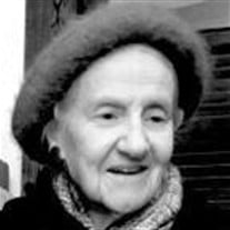 Veronica Cecelia Elizabeth  Sitton