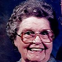 Margaret Sears Denson