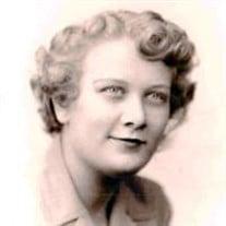 Dorothy Elizabeth (Thorberg) Schmidt
