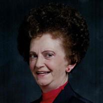 Martha (Lucy) Lucille Sexton