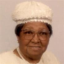 Mother Doretha Vernell Davis