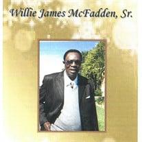 Willie James McFadden