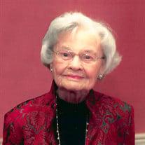 Mrs. Mary  Louise Hunnicutt