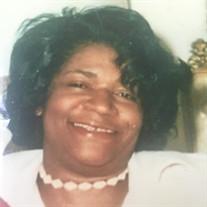 Mrs. Lillie Izetta Weston-Hopkins