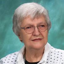 "Mary Josephine ""Jo"" McDowell"
