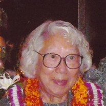 Katherine Keiko Fujiyama Morikami