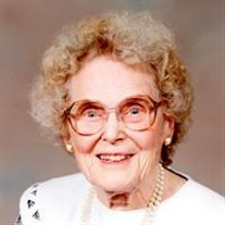 Beatrice Caroline Rasmussen
