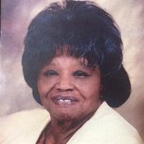 Mrs. Willie Mae Mason