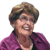 Violet 'Vi' Lillian Rhode