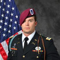 1st Lt. Weston Cecil Lee