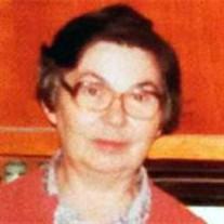 Margaret V Johnson