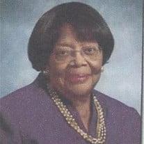 Dr. Alma Weaver Byrd