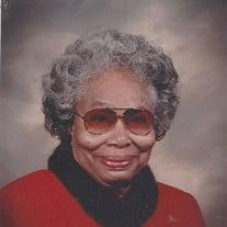 Mrs. Rosa Lee Walker