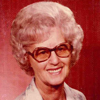 Margaret Henderson Taylor Gentry