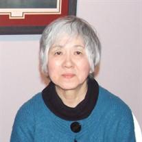 Makiko Evans